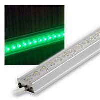 Aluminium LED Lichtleiste grün 25cm 12V DC DESIGN