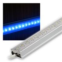 Aluminium LED Lichtleiste blau 25cm 12V DC DESIGN