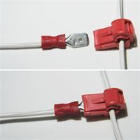 Stromdiebe zum Anzapfen von Stromleitungen 0,5 bis 1,5mm²