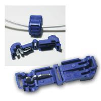 10x scotchloks/ cable branch connectors, blue