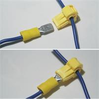 Stromdiebe zum Anzapfen von Stromleitungen 4,0 bis 6,0mm²