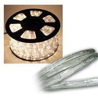 LED-Lichtschlauch 44m, 1056 LEDs warmweiß, IP44
