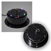 Motor für Spiegelkugeln mit multicolor LEDs 230V