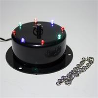 Motor mit 8 farbigen LEDs für tolle Lichteffekte