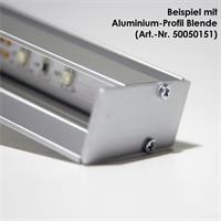 Alu-Abschlußplatte für Alu-Profile
