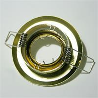 Einbaurahmen mit Halteklammern für einen festen Halt