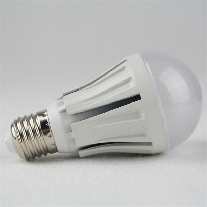 "1 LED Light bulb E27  |""G50 SMD"" | pure white | 510lm"