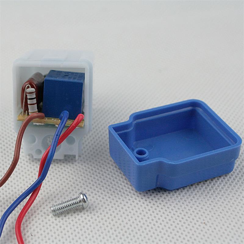 """2er SET Dämmerungsschalter """"Mini"""", 230V/6A, IP44"""