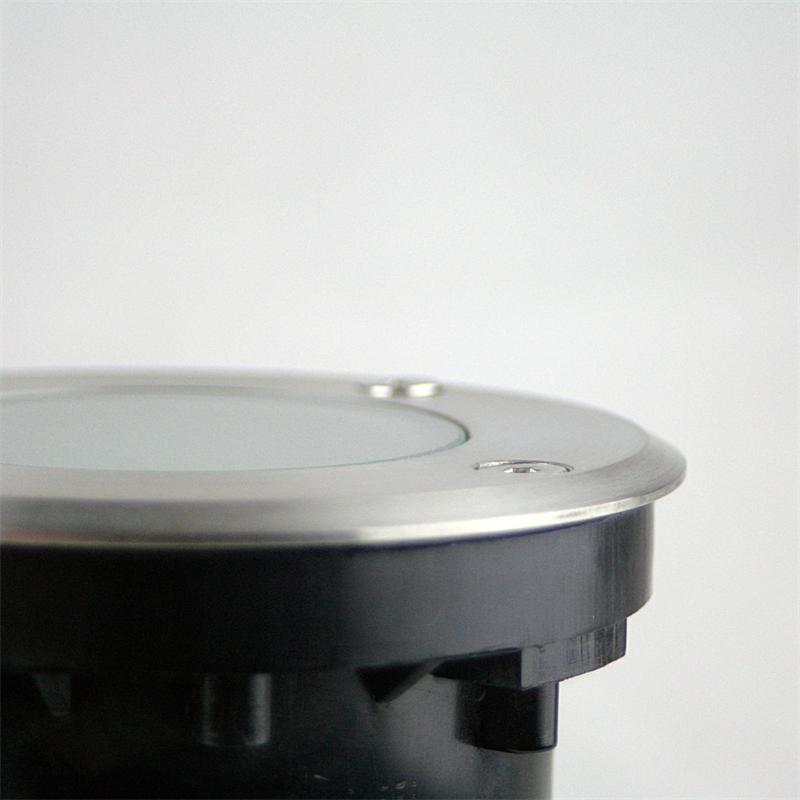 Bodenleuchte | rund | BEL Uni R | GU10 | IP65 | 230V/35W