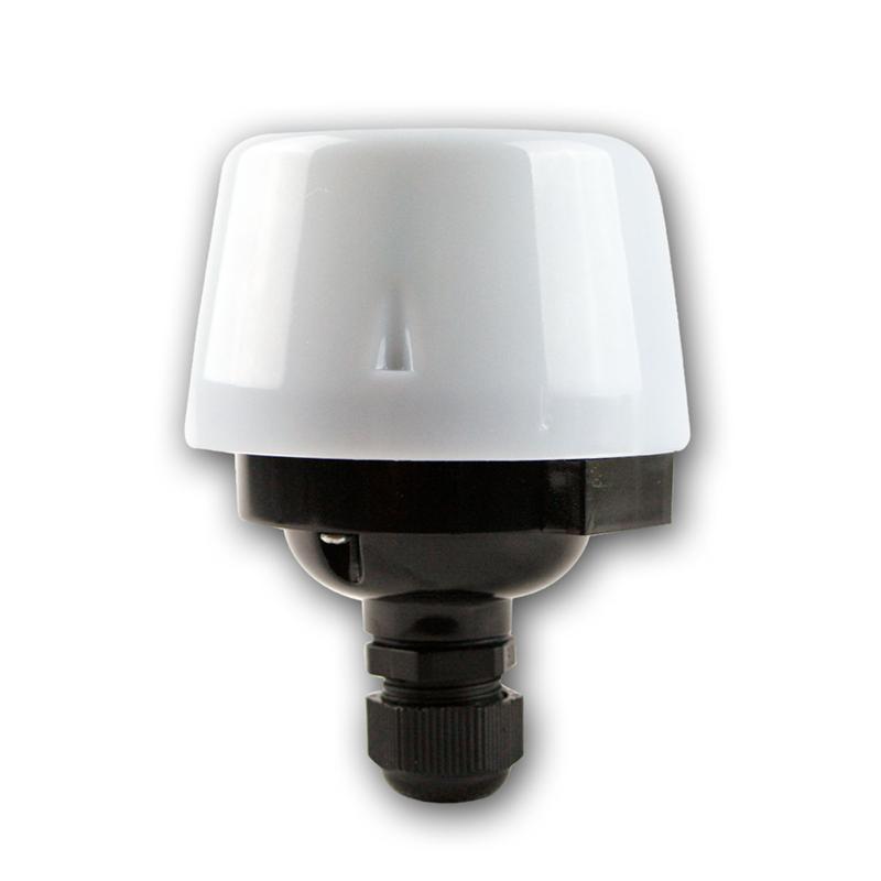 Dämmerungs-Schalter | DS-65 | 230V/10A | IP44 | 5-50 Lux