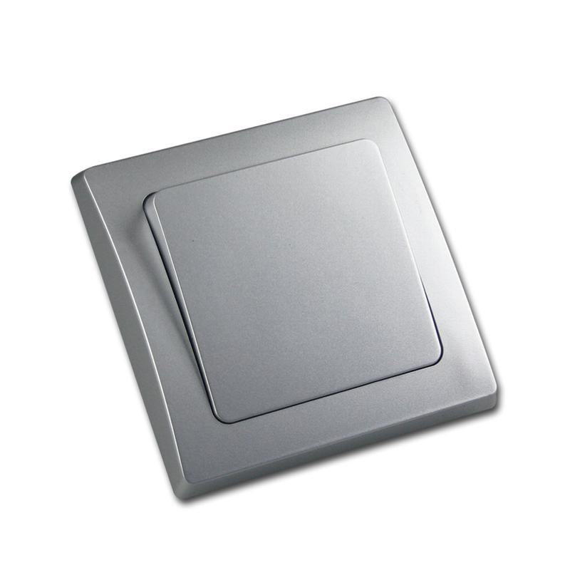 delphi schalter 250v 10a klemmanschluss silber. Black Bedroom Furniture Sets. Home Design Ideas