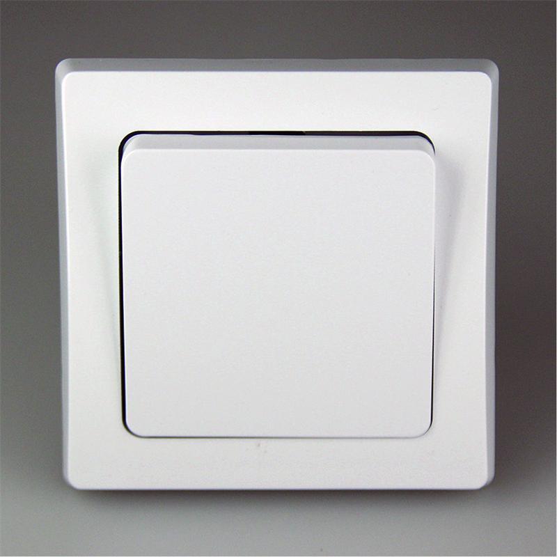 DELPHI switcht, 250V ~/10A, under plaster