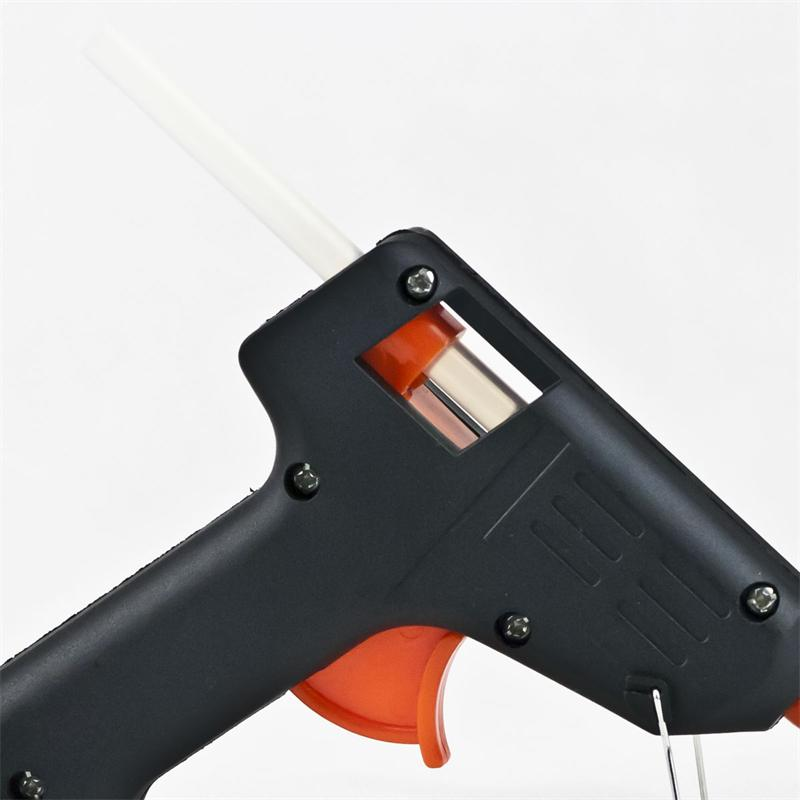 Hot glue gun 230V/10W for sticks 100x7mm