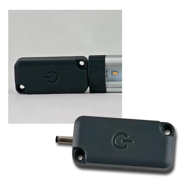 touch schalter dimmer ct fl serie 3 5mm stecker. Black Bedroom Furniture Sets. Home Design Ideas