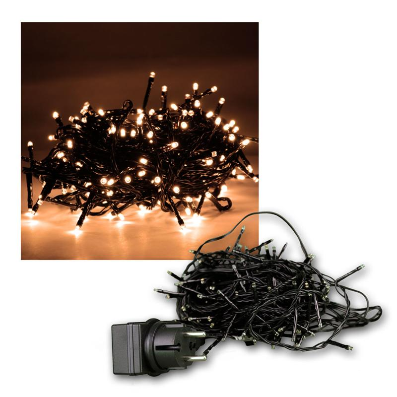Micro Christmas Lights.Outdoor Micro Light 180 Led Warm White 13 5m