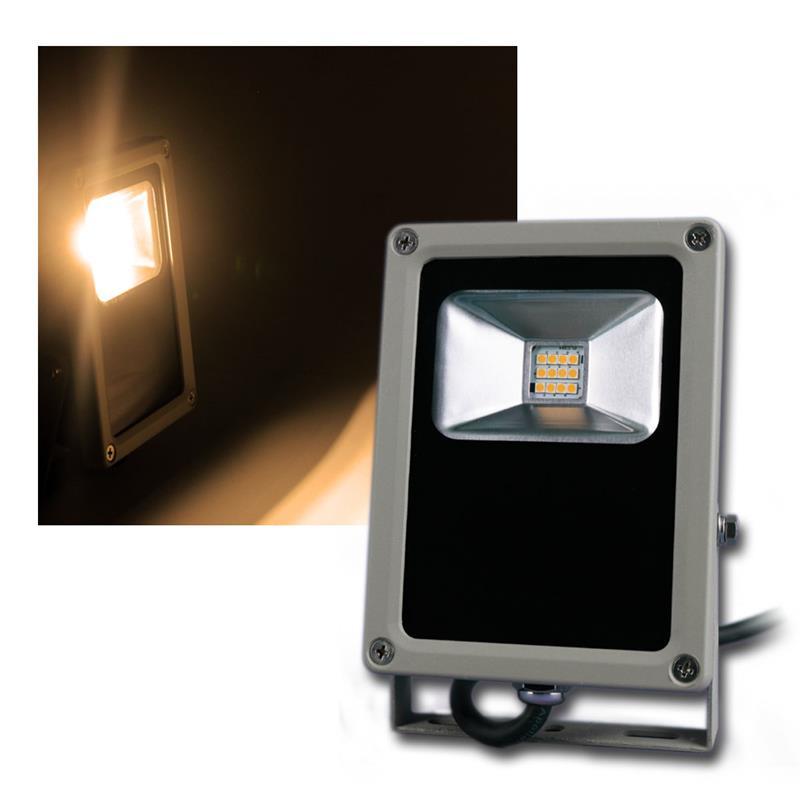 15w led fluter lampe warmwei 930lm ip65 230v. Black Bedroom Furniture Sets. Home Design Ideas