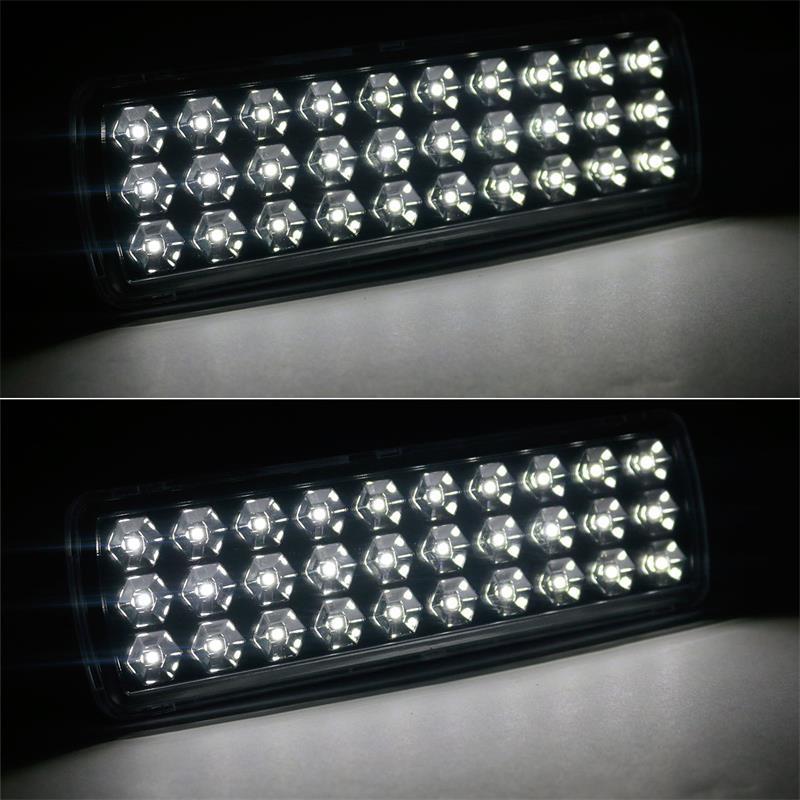 "Notleuchte ""CTNL 30-LED"" 3,7V/1,2Ah Li-Ion Akku"