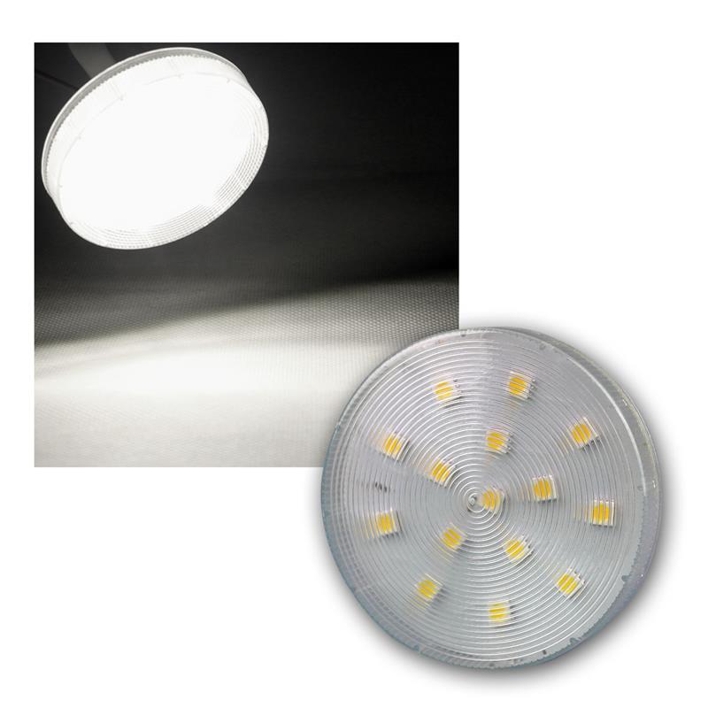 led leuchtmittel 230v 3w gx53 xh 25 daylight 240lm. Black Bedroom Furniture Sets. Home Design Ideas