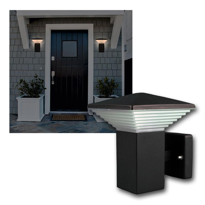 led wall light ctwd 60 warm white 720lm 230v 11w kaufen highlight led. Black Bedroom Furniture Sets. Home Design Ideas