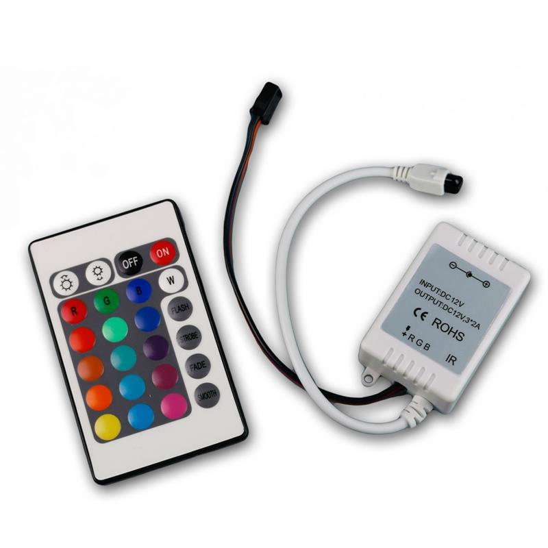 display 2 output controller thermometer w anschlussleitung led