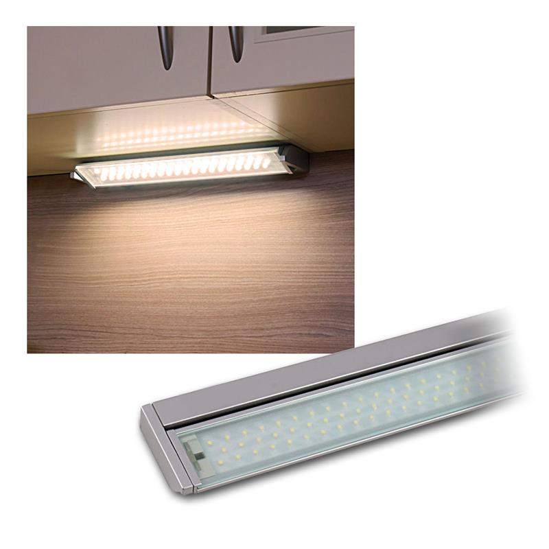 """Super LED Unterbauleuchte """"Versatile"""" 58cm 90 LEDs 500lm FN01"""