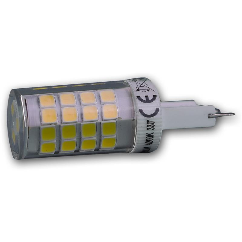LED pin base | G9 | pure white | 230V/4W | 330° | 280lm