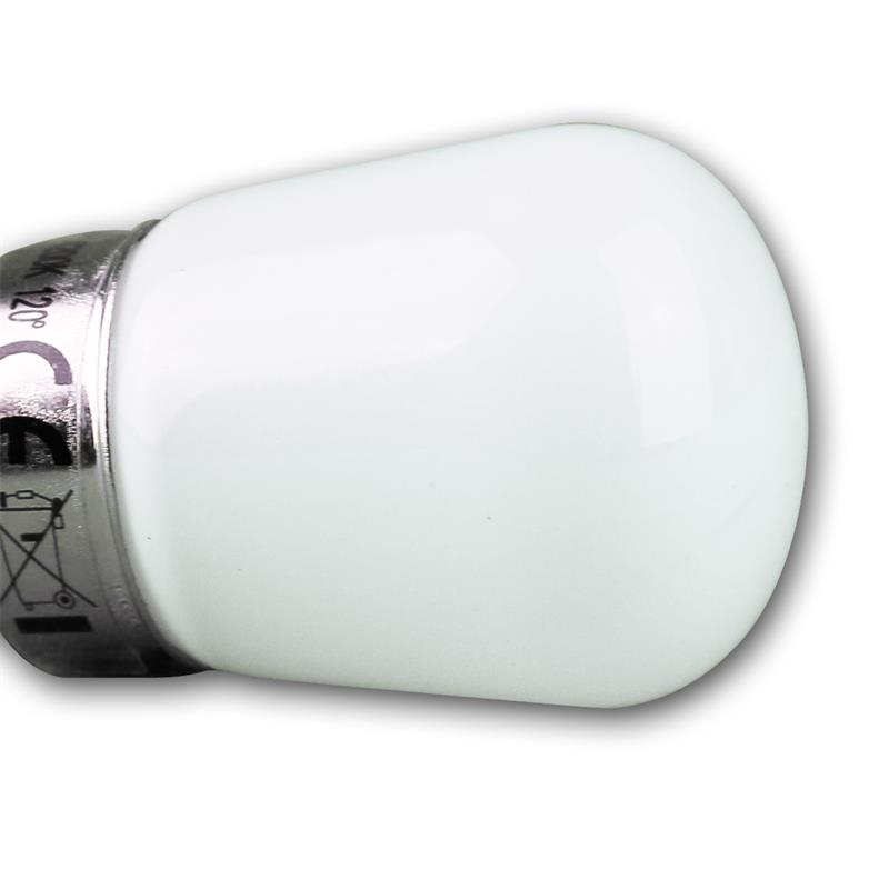 E14 LED Lampe | MINI | warmweiß | 140lm | 230V/2W | 120°