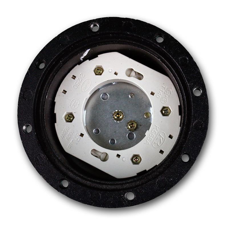 LED Bodeneinbauleuchte   rund   daylight   240lm   230V/3W
