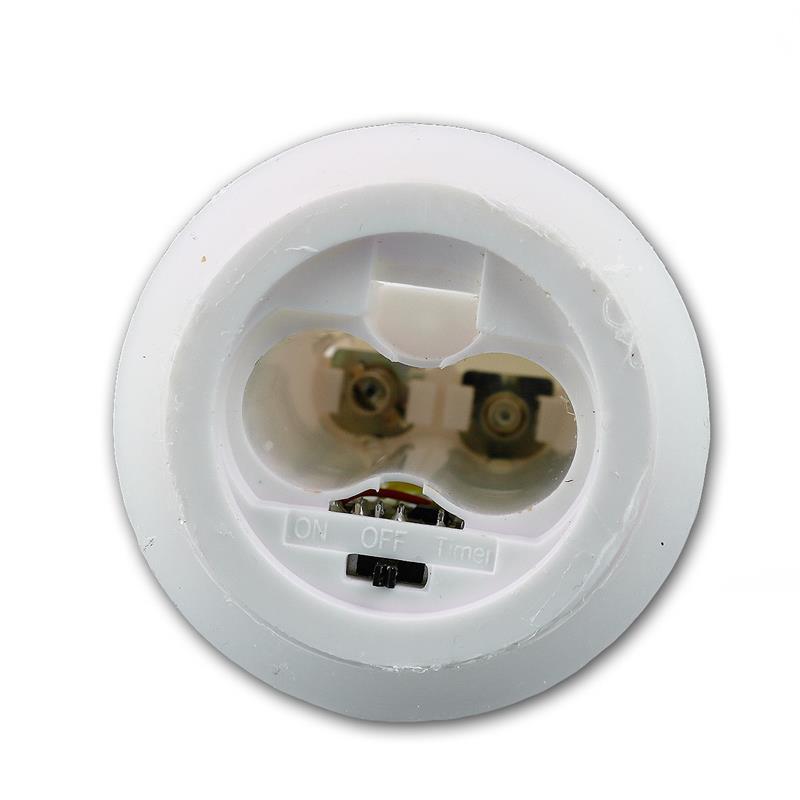 led wachskerze glow flame 12 5cm kerze mit timer. Black Bedroom Furniture Sets. Home Design Ideas
