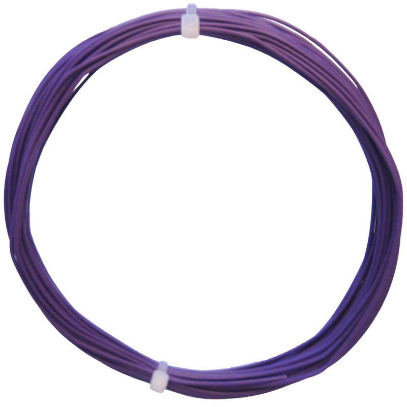 10m Litze flexibel violett 0,14mm² - Ø1,1mm