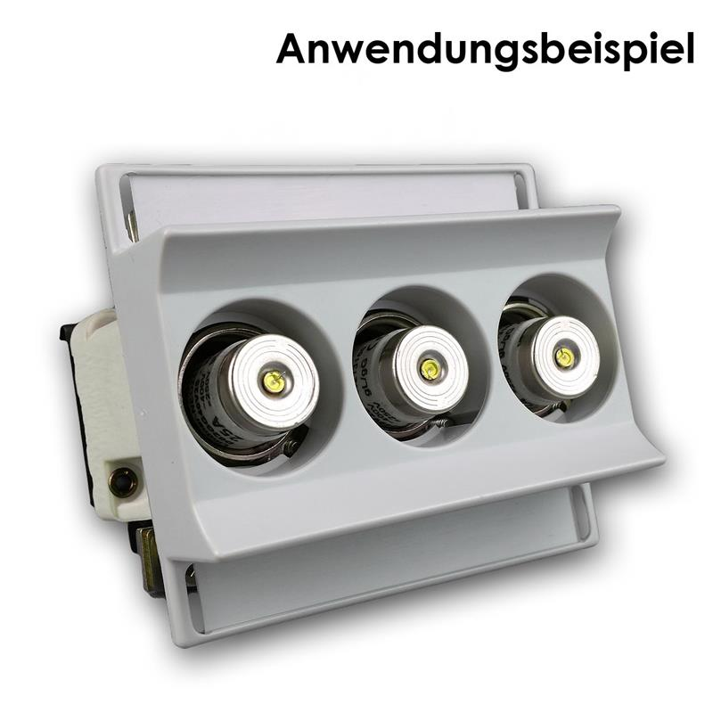 Neozed-Sicherungseinsatz 10er Pack, 25A gelb, D02