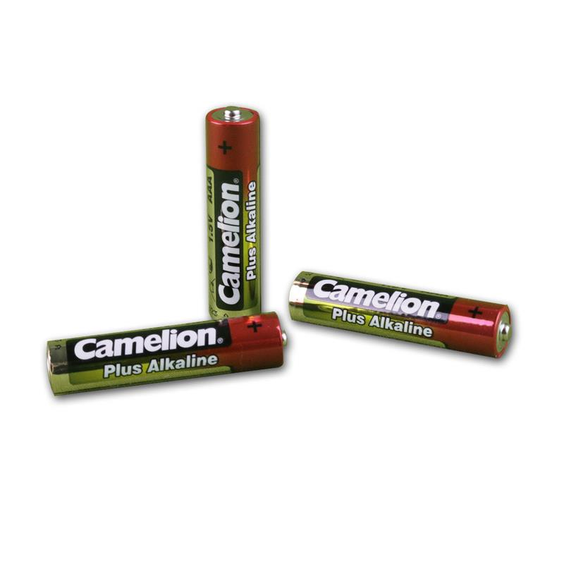 24er Pack Micro-Batterien Alkaline Typ AAA/LR03