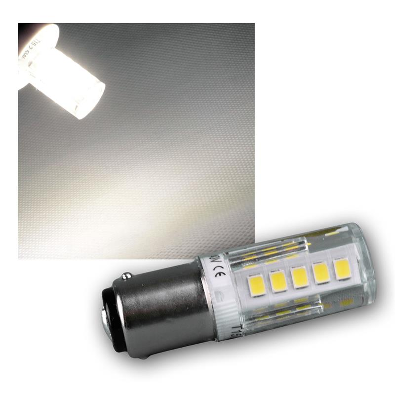 LED Leuchtmittel mit Sockel BA15d | Highlight LED