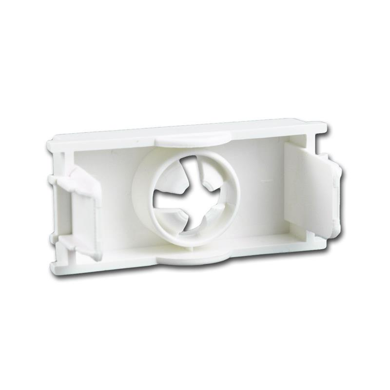 MODUL-PLUS CABLE OUTLET, white, size 1M