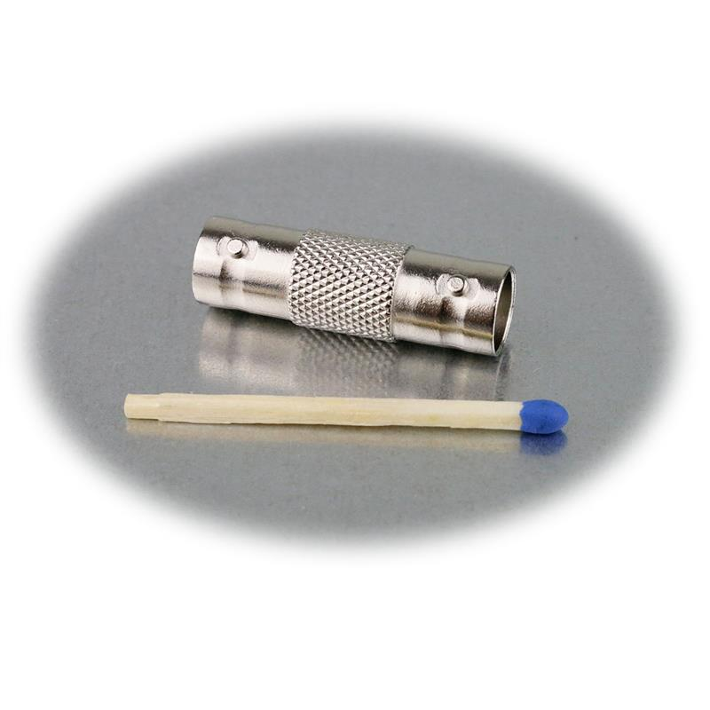 BNC coupling, connector/connector