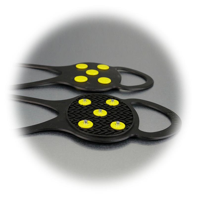 Shoe spikes, 1 pair, universal spikes for shoes