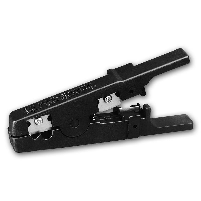 Abisolierwerkzeug universal, 3,2-9,5mm AWG Kabel