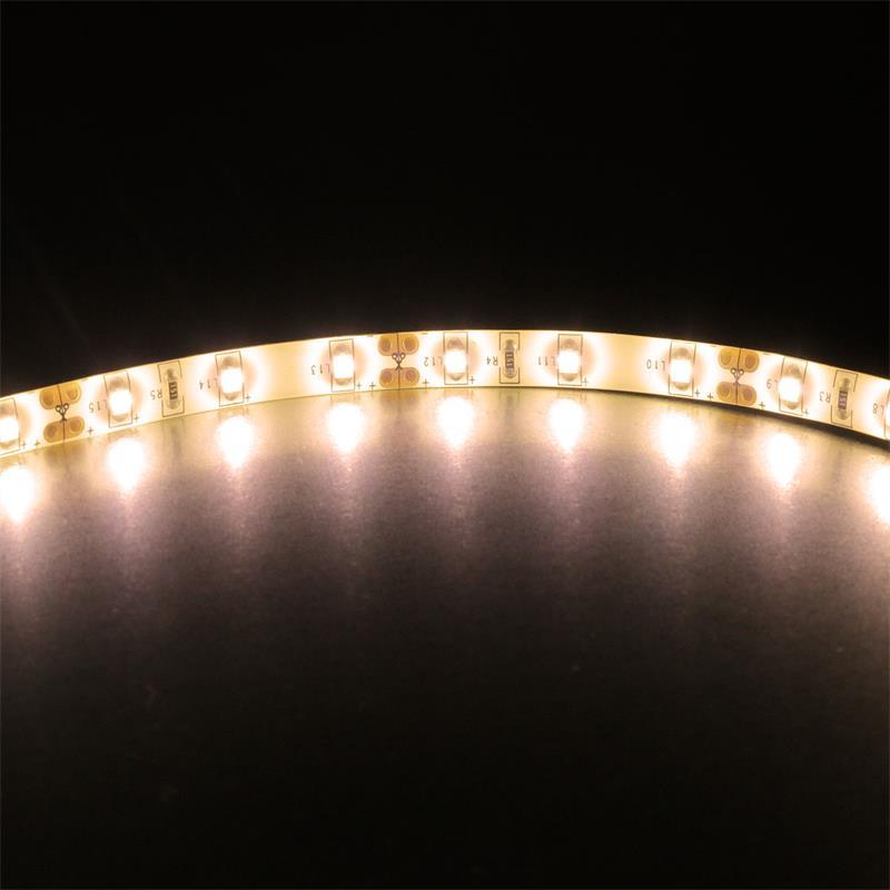 "5m LED Stripe ""CLS"" WARM 12V/ca.21W IP44 300 LEDs"