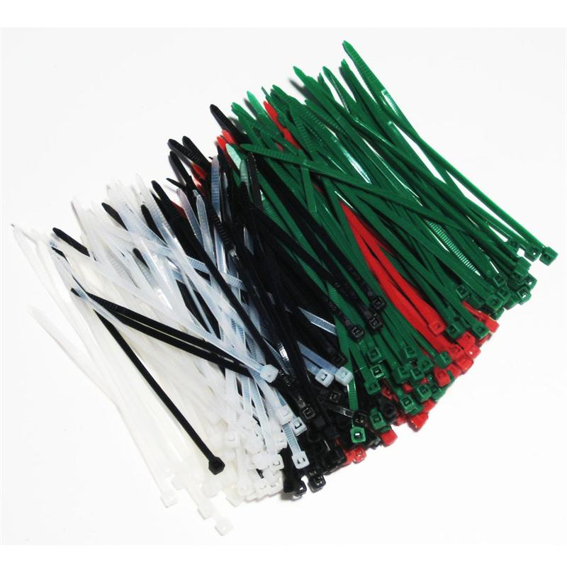 cable ties color assorted CT001A 100x2.5mm