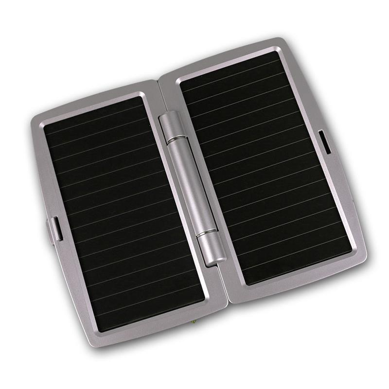 solar ladeger t f r handy digicam usw. Black Bedroom Furniture Sets. Home Design Ideas