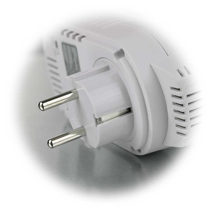 Steckdosen-Thermostat ST-35ana 3500W 5-30°C