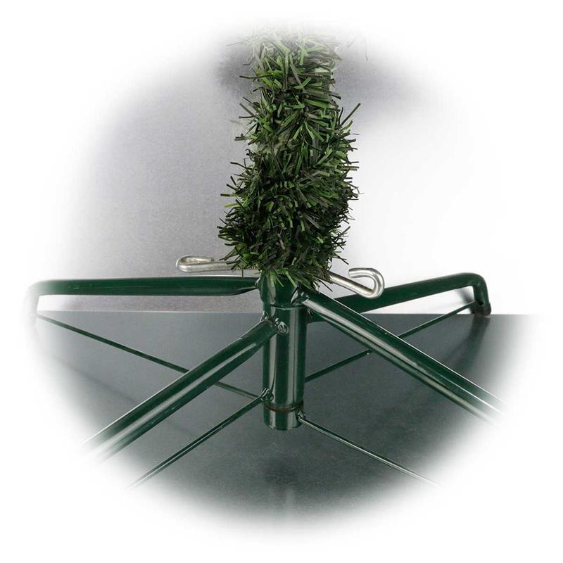 led weihnachtsbaum gr n 180cm 180 warmwei leds. Black Bedroom Furniture Sets. Home Design Ideas