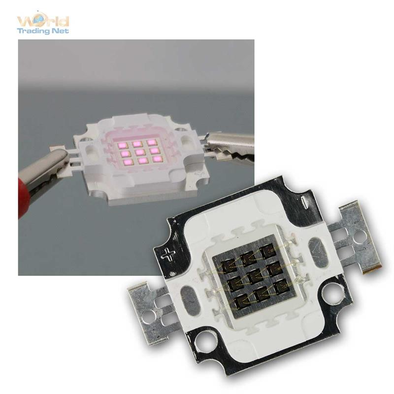 IR-Highpower-LED-Chips-3-5-10-30W-940nm-Infrarot-high-power-LEDs-fur-zB-Strahler miniatuur 9
