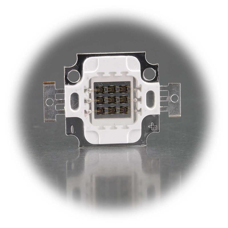 Highpower IR LED | 10W | infrarot | 940nm | 1050mA | 5V