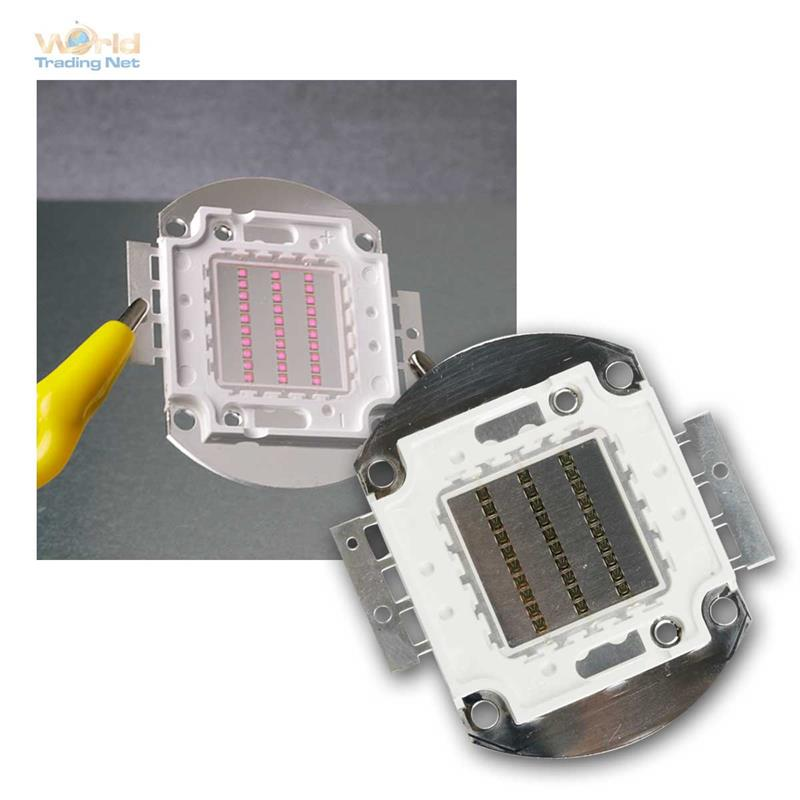 IR-Highpower-LED-Chips-3-5-10-30W-940nm-Infrarot-high-power-LEDs-fur-zB-Strahler miniatuur 10
