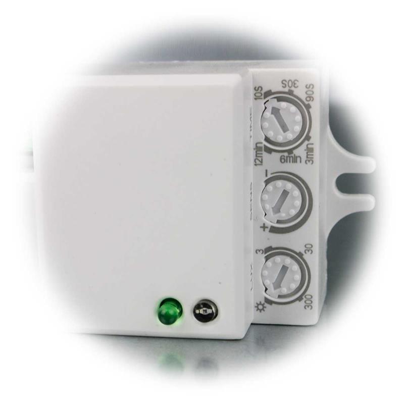 HF Bewegungsmelder CBM extend | 180/360° | 1-8m | 0,9W