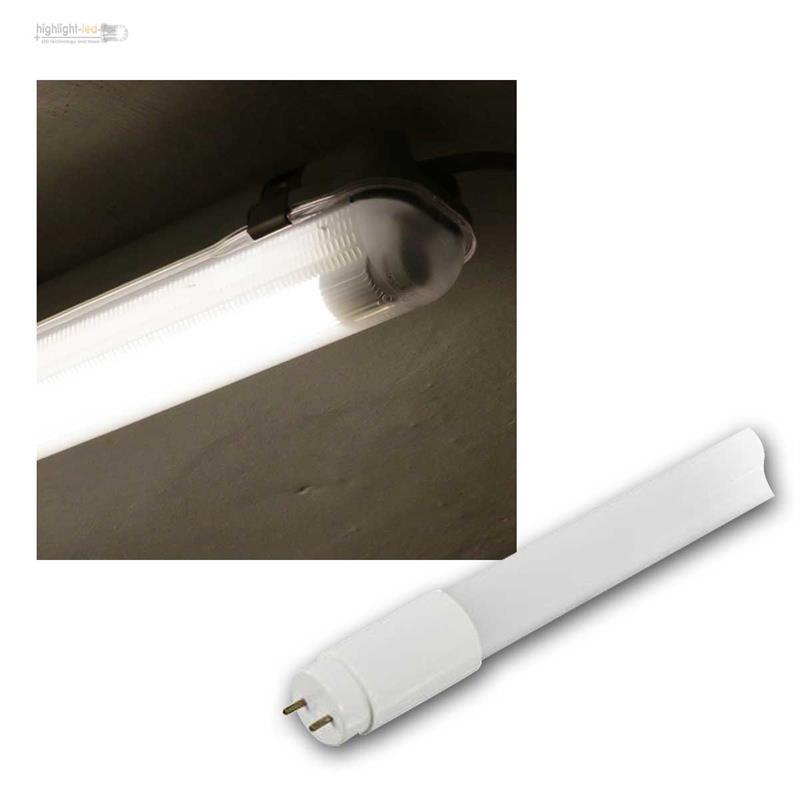 led t8 g13 r hre tube leuchtstoffr hre r hrenlampe leuchte. Black Bedroom Furniture Sets. Home Design Ideas