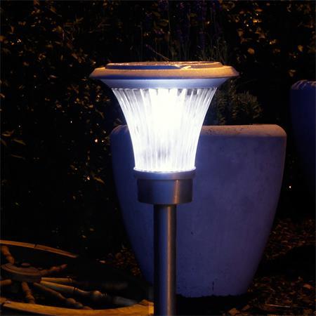 Solar LED Einbauleuchte Edelstahl Einbaustrahler Gartenlampe rund//eckig