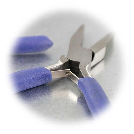 500.7104 KS Tools mécanique de précision en diagonale-Coupante