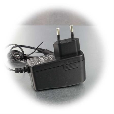 Stecker Netzteil 12Volt 1000mA Netzgerät 12W Koax-Stecker 5,5//2,1mm 110-240V~